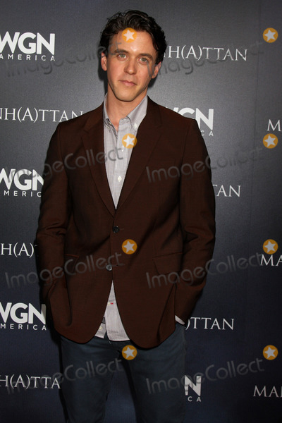 Ashley Zukerman Photo - LOS ANGELES - JUL 9  Ashley Zukerman at the WGN Series Manhattan Photo Op July 2014 TCA at the Beverly Hilton Hotel on July 9 2014 in Beverly Hills CA