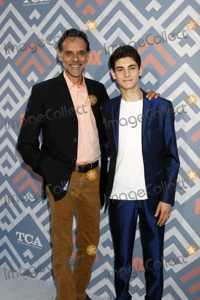 Alexander Siddig Photo - Alexander Siddig David Mazouzat the FOX TCA Summer 2017 Party Soho House West Hollywood CA 08-08-17