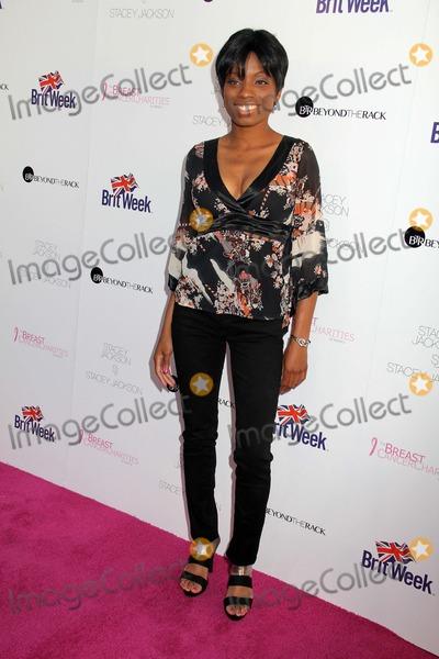Angelique Bates Photo - Angelique Batesat the Live It Up Album Launch Party Bardot Hollywood CA 05-01-13