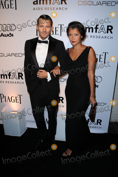 Alex Lundqvist Photo - Alex Lundqvistat amfAR Inspiration Gala Celebrating Mens Style with Piaget and DSquared 2 Chateau Marmont Los Angeles CA 10-27-10