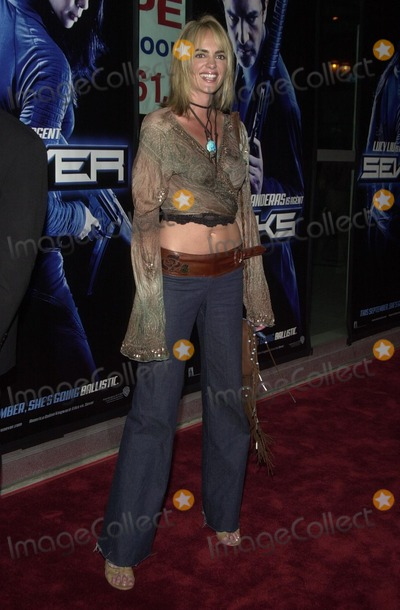 Michelle Johnson Photo - Michelle Johnson at the premiere of Warner Bros Ballistic Ecks Vs Sever premiere at the Cinerama Dome Hollywood 09-18-02