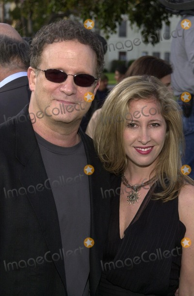 Albert Brooks Photo - Albert Brooks and wife Kimberly at the Earth to LA II to benefit the Natural Resources Council  Wadsworth Theater West LA 05-10-02
