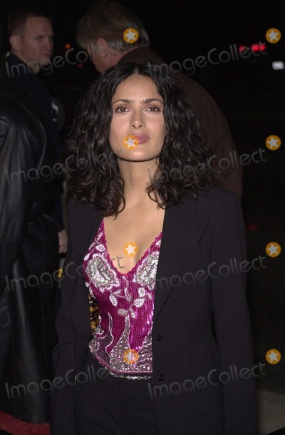Salma Hayek Photo -  Salma Hayek at the premiere of USA Films Traffic in Beverly Hills 12-14-00