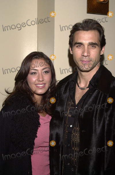 Adrian Paul Photo -  Adrian Paul at the premiere party for the new Sci-Fi series TRACKER at 360 in Hollywood 10-18-01