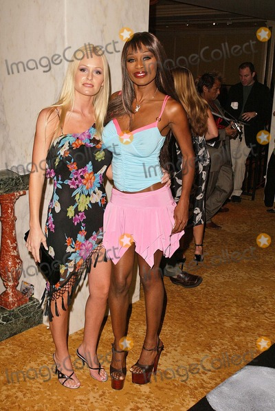 Coco Johnson Photo - Katie Lohmann and Coco Johnson at the 1st Annual Golden Needle Awards at the Regent Beverly Wilshire Hotel Beverly Hills CA 06-05-04
