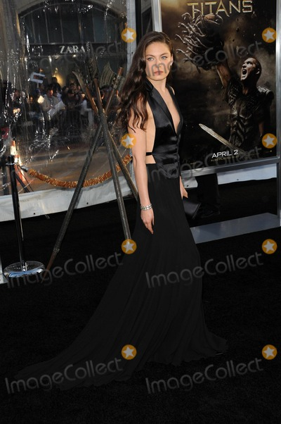 Alexa Davalos Photo - Alexa Davalosat the Clash Of The Titans Los Angeles Premiere Chinese Theater Hollywood CA 03-31-10