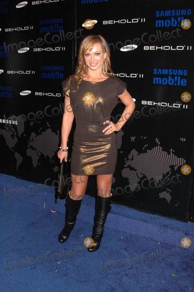 Karina Smirnoff Photo - Karina Smirnoffat the Samsung Behold ll Premiere Launch Party Blvd 3 Hollywood CA 11-18-09