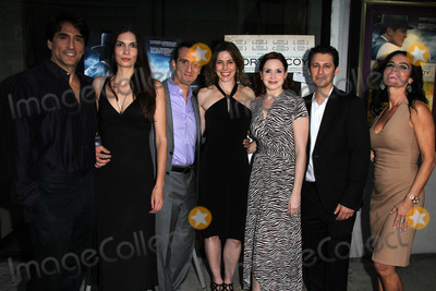 Vincent Spano Photo - Vincent Spano Claudia Eva-Marie Graf John Colella  Stefanie Fredricks Andy Hirsch Betsy Russellat the Fort McCoy Premiere Music Hall Theater Beverly Hills CA 08-15-14