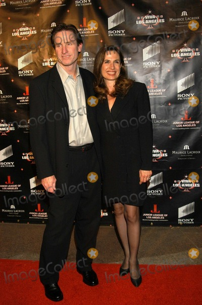 Ana Alicia Photo - Ana Alicia and husband at Viva Los Angeles Casino Night presentes by the Junior League of Los Angeles Sony Pictures Plaza Culver City Calif 10-04-03