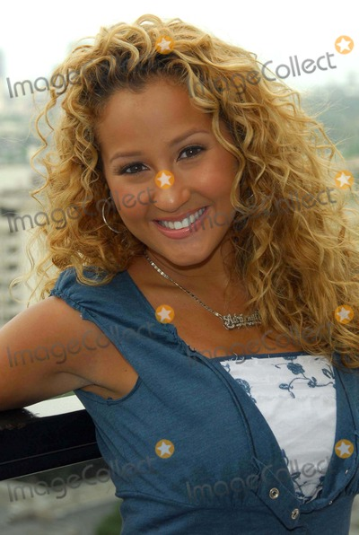 Adrienne Bailon Photo - Adrienne Bailonat The Cheetah Girls 2 interview session The Mondrian Hotel West Hollywood CA 08-01-06