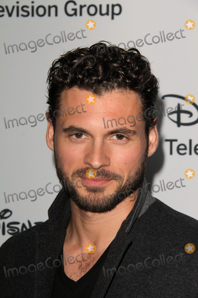 Adan Canto Photo - Adan Cantoat the ABCDisney Winter 2014 TCA Press Tour Party Langham Hotel Pasadena CA 01-17-14