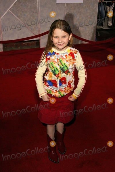 Abigail Breslin Photo - Abigail Breslin at the premiere of Walt Disneys The Pacifier at the El Capitan Theater Hollywood CA 03-01-05