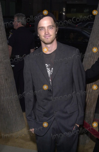 Aaron Paul Photo - Aaron Paul at the premiere of Fox Searchlights One Hour Photo at the Academy of Motion Picture Arts and Sciences Beverly Hills CA 08-22-02