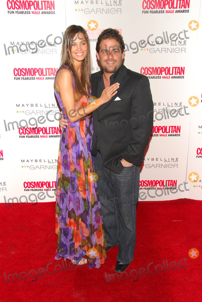 Alina Puscau Photo - Alina Puscau and Brett Ratnerat the Cosmopolitan Fun Fearless Male Awards Day After Hollywood CA 02-13-06