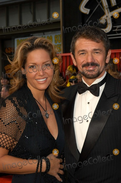Adrian Zmed Photo - Adrian Zmed and Lisa Marie Perkins at ABCs 50th Anniversary Celebration Pantages Theater Hollywood CA 03-16-03