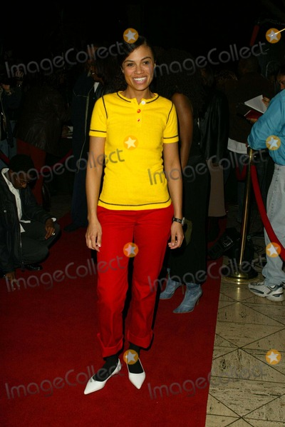 Amerie Photo - Amerie at the Coca-Cola Nu Classic Soul Advertising Launch Event Kick Off Party Cicada Los Angeles CA 02-28-03