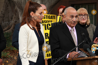 Casey Kasem Photo - Kerri Kasem Mouner Kasemat Casey Kasems Family Press Conference Stanley Mosk Courthouse Los Angeles CA 01-30-15