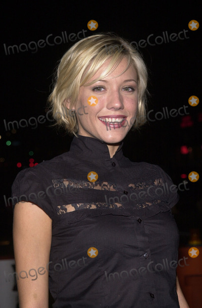 NECTAR ROSE Photo - Nectar Rose at the premiere of Warner Brothers 13 Ghosts at Manns Village Theater Westwood 10-23-01