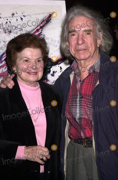 Arthur Hiller Photo - Arthur Hiller and wife Gwen at the premiere of Unprecedented  The 2000 Presidental Election thrown by People for the American Way Directors Guild of America Los Angeles CA 10-15-02