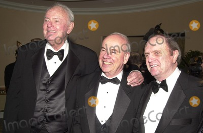 Tim Conway Photo - Harvey Korman Tim Conway and Bob Newhart at the Academy of Television Arts and Sciences 15th Annual Hall of Fame Ceremony Beverly Hills Hotel Beverly Hills CA 11-06-02