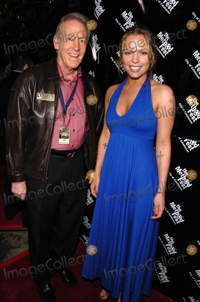 Agnes Bruckner Photo - Agnes Bruckner and friendat the premiere of Dreamland at the opening night of the 8th Annual Method Fest Louis B Mayer Theater Calabasas CA 03-31-06