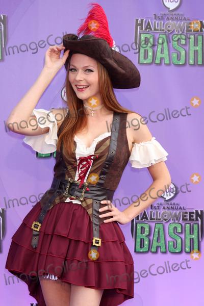 Anna Easteden Photo - Anna Eastedenat the Hub Network First Annual Halloween Bash Barker Hangar Santa Monica CA 10-20-13