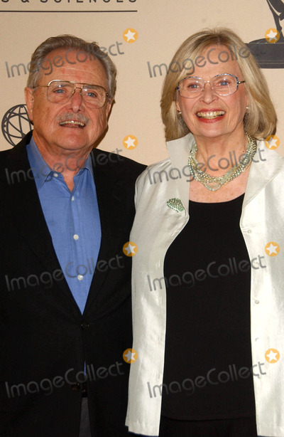 William Daniels Photo - William Daniels and Bonnie Bartlett at the Another Opening Another Show A Celebration Of TV Theme Music presented by ATAS The Leonard H Goldenson Theater North Hollywood CA 10-11-07