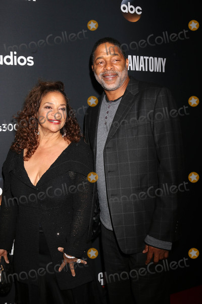Norm Nixon Photo - Debbie Allen Norm Nixonat the Greys Anatomy 300th Episode Event Tao Los Angeles CA 11-04-17