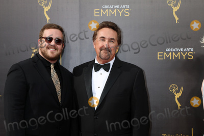 Bryce Zabel Photo - son Bryce Zabelat the 2016 Primetime Creative Emmy Awards Microsoft Theater Los Angeles CA 09-11-16