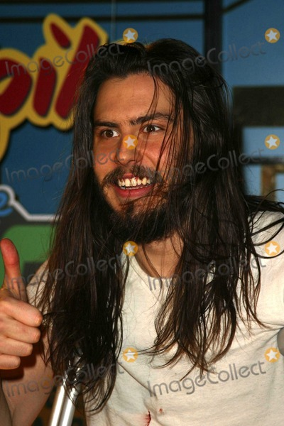 ANDREW WK Photo - Andrew WK at the 1st Annual Video Game Awards hosted by Spike TV MGM Grand Las Vegas NV 12-02-03