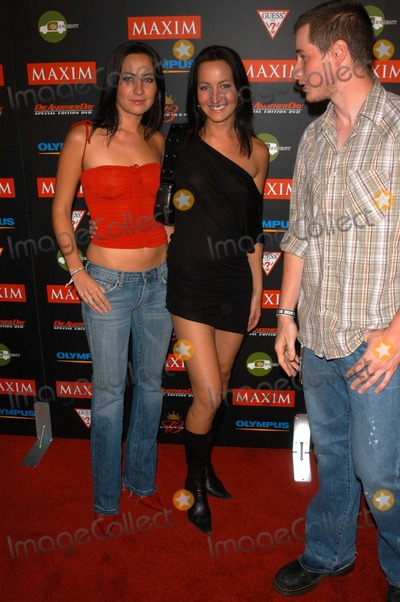 Nikki Collins Photo - Nikki Collins Teena Collins and Brendan Fehr at the 2003 Maxim Hot 100 Party Private Location Hollywood CA 06-11-03