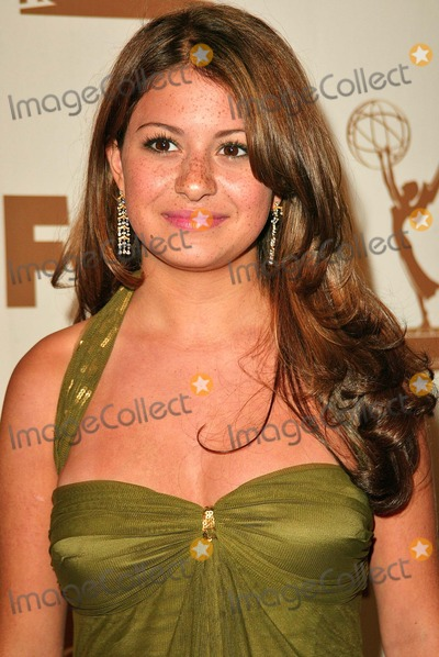 Alia Shawkat Photo - Alia Shawkat at the FOX Emmy Party Spago Beverly Hills CA 09-19-04