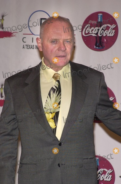 Anthony Hopkins Photo - Anthony Hopkins at the 2002 ShoWest Gala Awards Banquet and Press Conference Paris Hotel Las Vegas 03-07-02