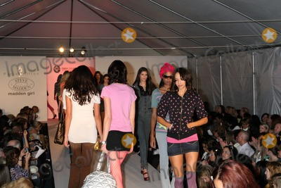 1c3ecdde5a4 ... Steve Madden Photo - Modelat the fashion show debut of Paris Hiltons  Clothing Line by Steve