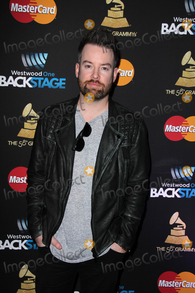 David Cook Photo - David Cookat the 2016 Grammys Radio Row Day 1 presented by Westwood One Staples Center Los Angeles CA 02-12-16