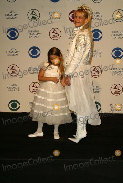 Xuxa Photo - Xuxa Menehel at the 5th Annual Latin Grammy Awards - Press Room Shrine Auditorium Los Angeles CA 09-01-04