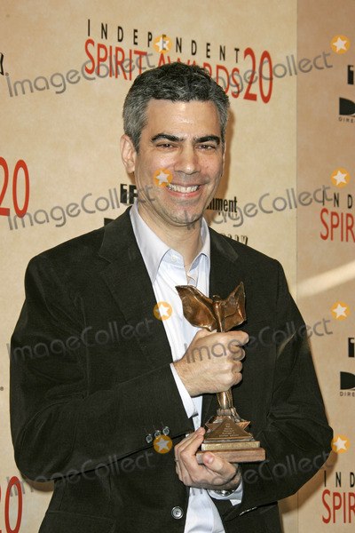 Michael London Photo - Michael London at the 20th IFP Independent Spirit Awards - Press Room Santa Monica CA 02-26-05
