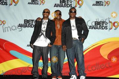 Ralph Tresvant Photo - Ralph Tresvant with Johnny Gill and Bobby Brownin the press room at the 2009 BET Awards Shrine Auditorium Los Angeles CA 06-28-09