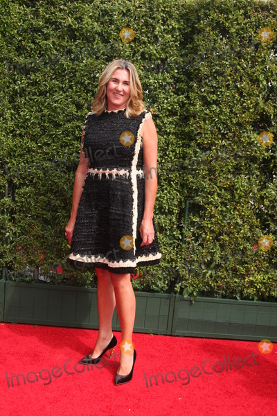 Nancy Dubuc Photo - Nancy Dubucat the Primetime Creative Emmy Awards Arrivals Microsoft Theater Los Angeles CA 09-12-15