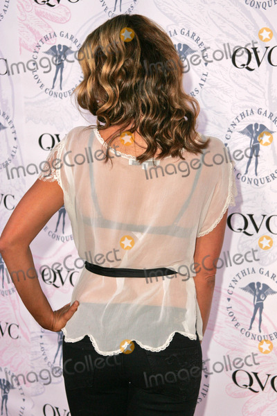 Cynthia Garrett Photo - Courtney Hansenat QVCs debut of Cynthia Garretts Love Conquers All Jewelry Collection The Hollywood Roosevelt Hotel Hollywood CA 08-22-06