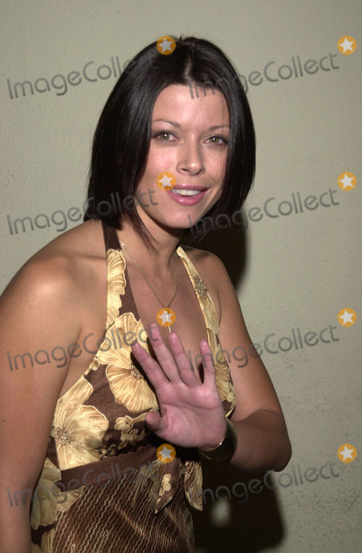 Angel Boris Photo -  Angel Boris at the Playboy Party for covergirl Angelica Bridges Sunset Room Hollywood 10-12-01