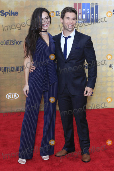 Adam DeVine Photo - Chloe Bridges Adam Devineat Spike TVs Guys Choice 2016 Sony Studios Culver City CA 06-04-16