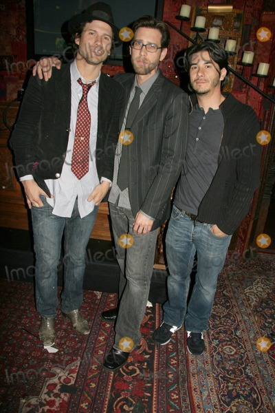 James Duval Photo - Bret Roberts and James Avallone and James Duval at the Playback Wrap Party House of Blues West Hollywood CA 04-04-10