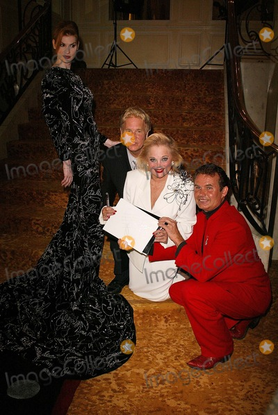 Carol Connors Photo - Kaitlin DEstes Jerry Skeels Carol Connors and Randy McLaughlin at the 1st Annual Golden Needle Awards at the Regent Beverly Wilshire Hotel Beverly Hills CA 06-05-04