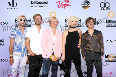Rydell Lynch Photo - Riker Lynch Rocky Lynch Ross Lynch Rydel Lynch Ellington Ratliffat the 2017 Billboard Awards Arrivals T-Mobile Arena Las Vegas NV 05-21-17