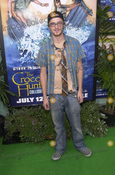 Aaron Paul Photo - Aaron Paul at the premiere of MGMs The Crocdile Hunter Collision Course at the Arclight Cinerma Dome Hollywood 06-29-02