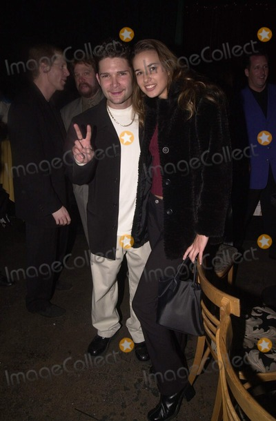 Cheyenne Silver Photo -  Corey Feldman and Cheyenne Silver at the party and fashion show for the documentary The Girl Next Door about a housewife turned adult film actress West Hollywood 05-09-00