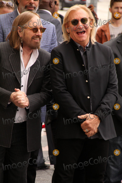Joe Walsh Photo - Tom Petty Joe Walshat the Jeff Lynne Star on the Hollywood Walk of Fame Hollywood CA 04-23-15