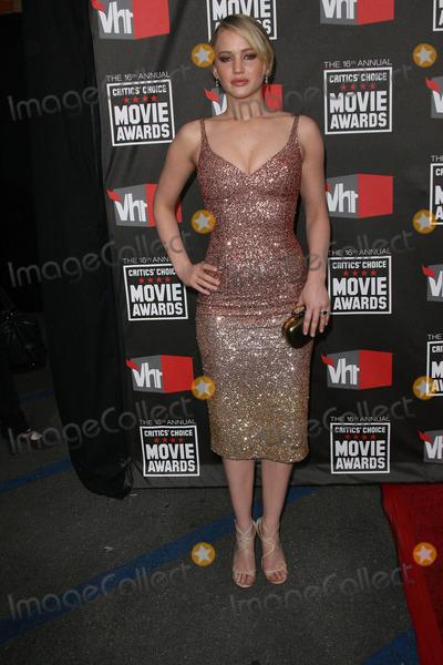 Jennifer Lawrence Photo - Jennifer Lawrenceat the 16th Annual Critics Choice Movie Awards Arrivals Hollywood Palladium Hollywood CA 01-14-11