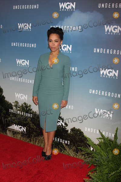 Amirah Vann Photo - Amirah Vannat the Underground WGN Winter 2016 TCA Photo Call The Langham Huntington Hotelm Pasadena CA 01-08-16